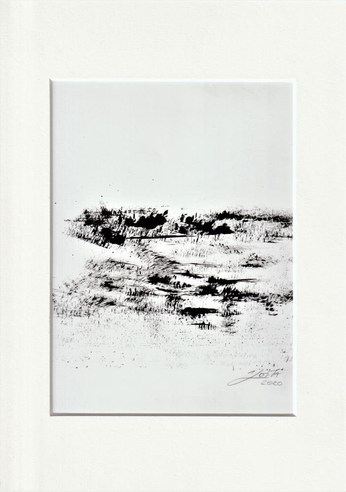 In-den-Dünen-Tusche-2020-14x20